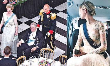 Η εγγονή του Τέως Βασιλιά Κωνσταντίνου έκλεψε την παράσταση στα γενέθλια του πρίγκιπα της Δανίας