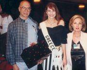 Βαριές κουβέντες στο διαδίκτυο μεταξύ της Χρονοπούλου και της Σταρ Ελλάς '93, Χριστίνας Μανούση