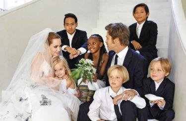 Στον Brad Pitt η κηδεμονία των έξι παιδιών του με την Jolie