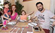 Γιώργος Χειμωνέτος: Οικογενειακώς για φαγητό