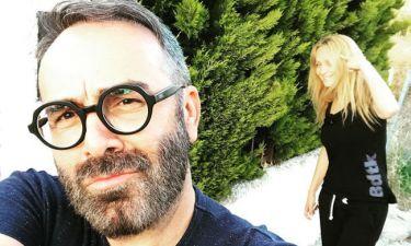 Γρηγόρης Γκουντάρας: Η φωτογραφία του μας θύμισε κάτι από τα δικά μας ελληνικά καλοκαίρια (pic)