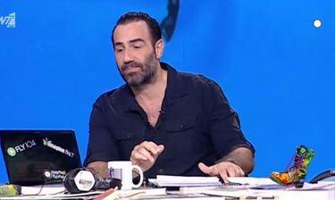 Αντώνης Κανάκης: «Η υγιής πλειοψηφία κάνει λιγότερη φασαρία»