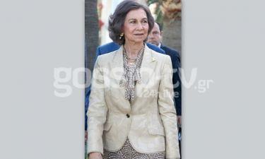 Βασίλισσα Σοφία της Ισπανίας: Στην Κρήτη για το διεθνές συνέδριο