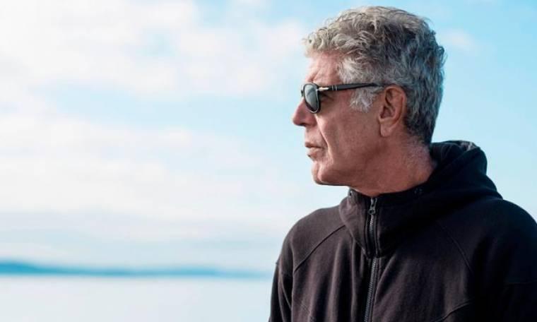 ΣΟΚ: Πέθανε ο γνωστός σεφ, Άντονι Μπουρντέν