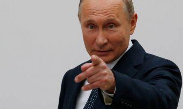 Βλαντιμίρ Πούτιν: ακυρώνει το κίνημα #MeToo μιας Δύσης με «ηθική παρακμή»