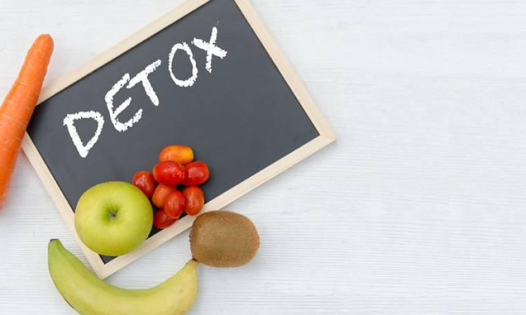 Κεφάλαιο «αποτοξίνωση»: Βοηθήστε τον οργανισμό σας να απαλλαγεί από τις τοξίνες φυσικά