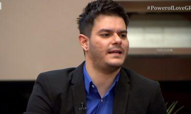Power of love: Σάκης Μαστοράκης: «Γιατί αυτή η επίθεση προς το πρόσωπό μου;»