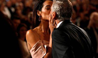 Είναι ο έρωτας της ζωής μου: H δημόσια ερωτική εξομολόγηση της Αμάλ για τον Τζορτζ Κλούνεϊ