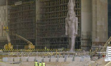 Ένα «σπίτι» 1 δισ.δολ για τους αρχαιολογικούς θησαυρούς της Αιγύπτου