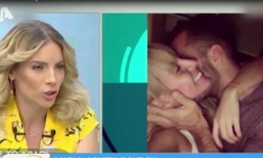 Βούρου: Απάντησε μέσα από την εκπομπή της στην πρόταση γάμου που της έκανε ο σύντροφός της