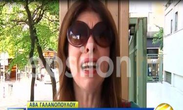 Ράκος η Άβα Γαλανοπούλου – Λύγισε  on camera – Οι δηλώσεις της μετά το δικαστήριο