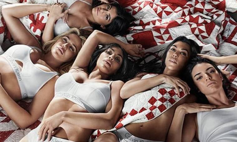 Πώς είναι οι αδερφές Kardashian χωρίς μακιγιάζ; Θα εκπλαγείς!