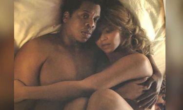 Beyonce και Jay Z ολόγυμνοι στο κρεβάτι τους
