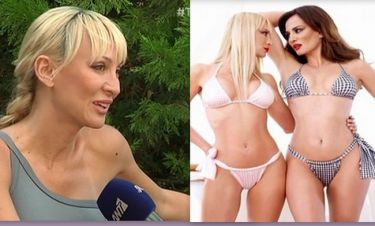 Μαρία Ματσούκα: Παραδέχεται ότι οι φωτο με μαγιό με την αδερφή της έχουν υποστεί ρετούς