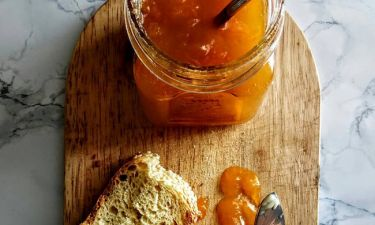Η πιο εύκολη συνταγή για σπιτική μαρμελάδα