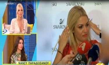Η μπηχτή της Παραδεισανού για τον πρώην συνεργάτη της με αφορμή την… Σπυροπούλου