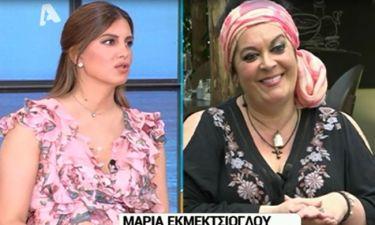 Σταματίνα Τσιμτσιλή: Η τρυφερή δήλωση της μανούλας για τον γιο της on air!