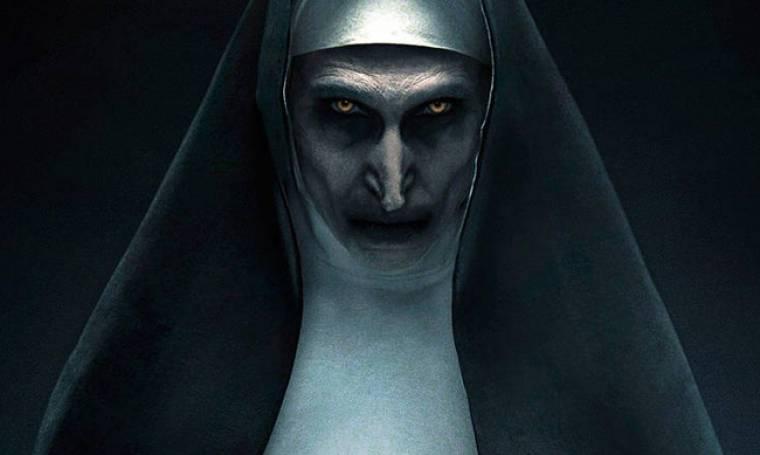 Πείτε την προσευχή σας: Tο The Nun φέρνει μια καλόγρια του τρόμου στις οθόνες (vid)