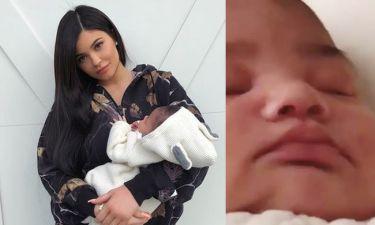 Kylie Jenner: Δέχτηκε απειλές για απαγωγή της μικρής Stormi