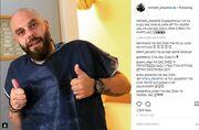 Μιχάλης Κουϊνέλης: Το μήνυμά του στο instagram μετά τον ερχομό της κόρης του!