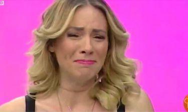 «Όλα Καλά»: Ξέσπασε σε δάκρυα η Μαρία Λουΐζα Βούρου