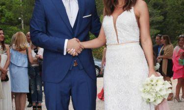 Γνωστό ζευγάρι γιορτάζει την πρώτη επέτειο γάμου λίγο πριν τον ερχομό του δεύτερου παιδιού του