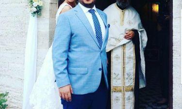 Παραμυθένιος γάμος χθες στη Χαλκιδική για το μοντέλο και τον επιχειρηματία!