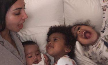 Η Kim Kardashian μας δείχνει την Chicago West και οι φωτογραφίες αυτές είναι τουλάχιστον ανεκτίμητες