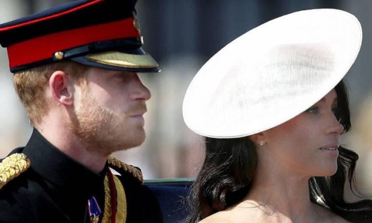 Η ανιψιά της Diana παντρεύτηκε και ο Harry με την Meghan έκλεψαν την παράσταση με την εμφάνιση τους
