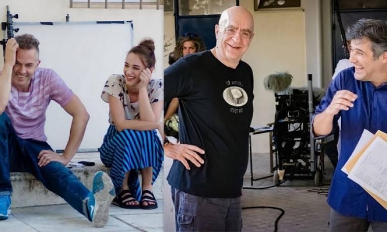 Ξεκίνησαν τα γυρίσματα της νέας σειράς του Πάνου Κοκκινόπουλου