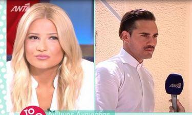 Άνθιμος Ανανιάδης: Τι αποκαλύπτει για την κρίση στη σχέση του με τη Μαρία Νεφέλη Γαζή