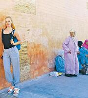 Σοφία Μανωλάκου-Σπύρος Σπαντίδας: Ερωτικό ταξίδι στο μυστηριώδες Μαρόκο!
