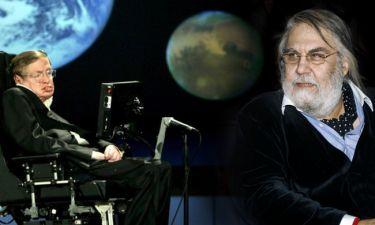 Μουσική Παπαθανασίου θα ντύσει τα λόγια του Χόκινγκ στο Διάστημα