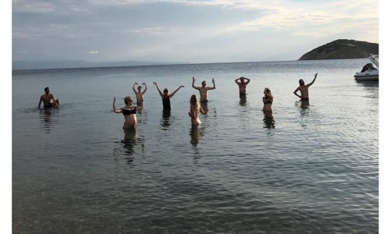 Αποθέωση για την Ελλάδα από την Kate Hudson και την Goldie Hawn