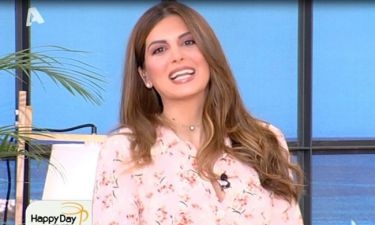 Happy Day: Πρόσωπο έκπληξη στην εκπομπή της Τσιμτσιλή!