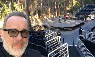 Το θεατρικό καλοκαίρι του Tom Hanks