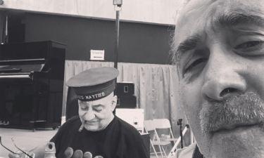 Λάκης Λαζόπουλος: Σε εντατικές πρόβες πριν την περιοδεία