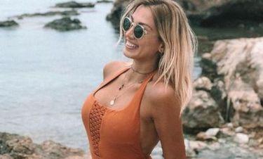 Κωνσταντίνα Σπυροπούλου: Έριξε το instagram με την αρετουσάριστη φωτό της!