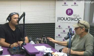 Σφακιανάκης: «Άκουσα να τραγουδάει ο Παντελίδης και νόμιζα ότι ακούω τη φωνή μου»!