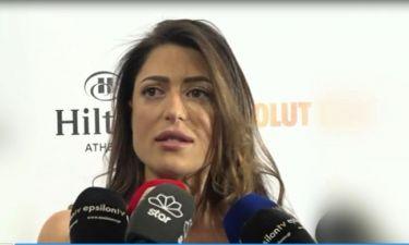 Φλορίντα Πετρουτσέλι: «Ο άνδρας μου θα είναι μέσα στον τοκετό» - Πόσα κιλά έχει πάρει;