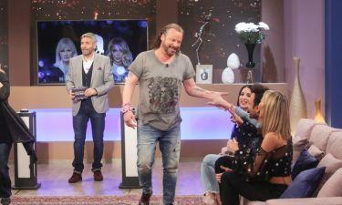 Celebrity Game Night: Τρελό γέλιο στο πλατό από τις δοκιμασίες