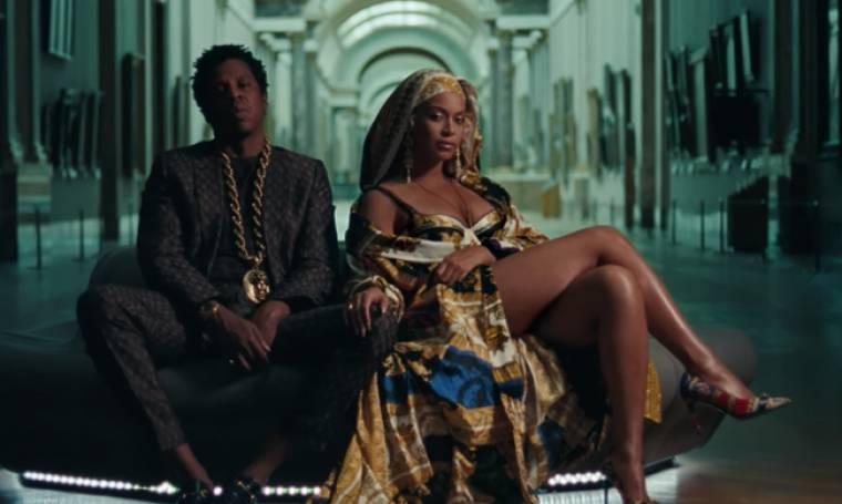 Κατάληψη στο Λούβρο από Beyoncé και Jay Z