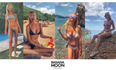 Νάταλι Θάνου: οι καυτές εμφανίσεις της στην παραλία!