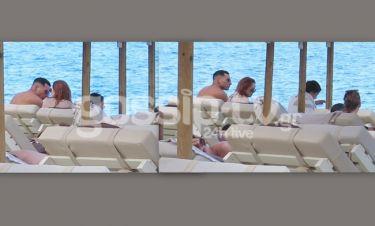 Lohan- Μιχαήλ: Για μπάνιο στο Καλό Λιβάδι