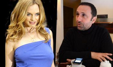 Ρένος Χαλαραμπίδης: Γυρίσματα στη Λέσβο με τη Heather Graham για χολυγουντιανή παραγωγή