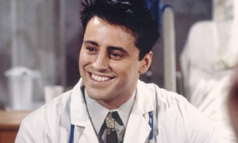 Αγνώριστος είναι σήμερα ο Joey άκα Matt LeBlanc από τα τηλεοπτικά «Φιλαράκια» των 90s