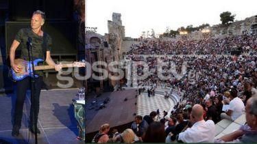Δεν έπεφτε... καρφίτσα στο Ηρώδειο για τη συναυλία του Sting! Οι επώνυμοι φαν και τα highlights!