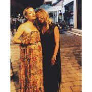 Kate Hudson: Η εγκυμονούσα ηθοποιός για βουτιές στη Λαλάρια της Σκιάθου