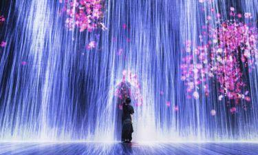 Τόκιο: Ξενάγηση στο πρώτο ψηφιακό μουσείο τέχνης