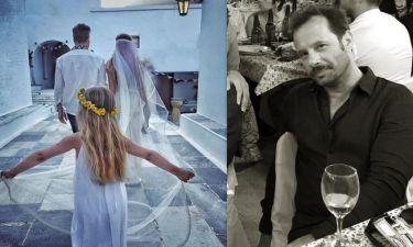 Γιώργος Πυρπασόπουλος: «Περήφανος και τιμημένος να είμαι ο κουμπάρος στο γάμο του κολλητού μου»